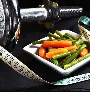 פיתוח השריר תזונה בריאה לחיזוק השרירים